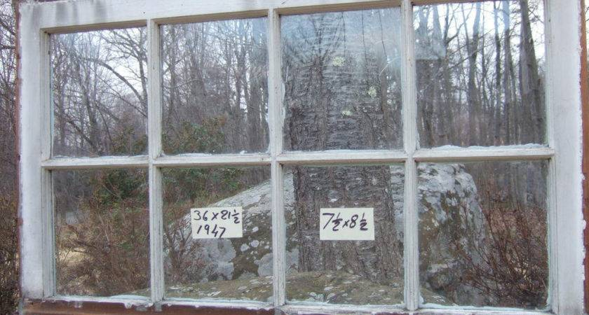 Old Window Sashes Crafts