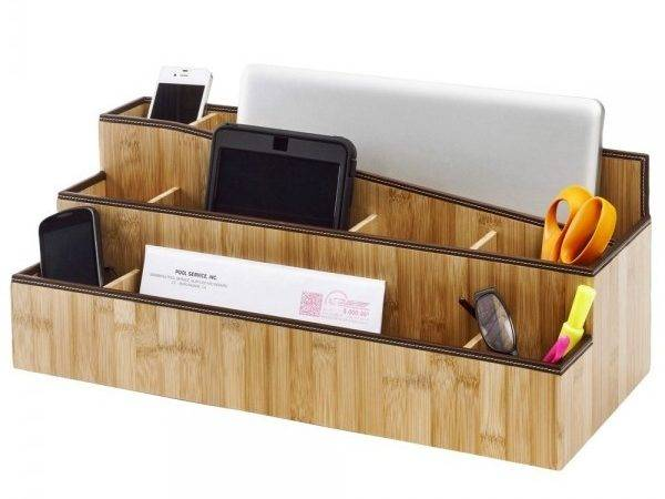One Stop Charging Station Organizer Great