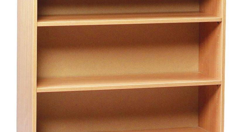 Open Bookcase Adjustable Shelves Early Years