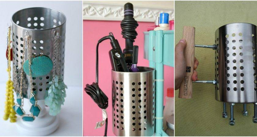 Ordning Ikea Utensil Holder Hack New Uses