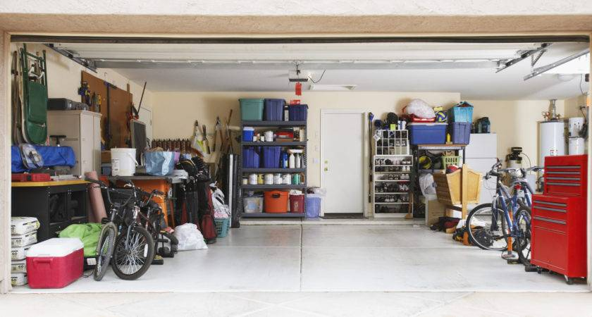 Organize Your Garage Time All Can