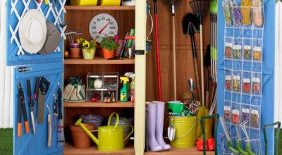 Organize Your Garden Shed Pennington