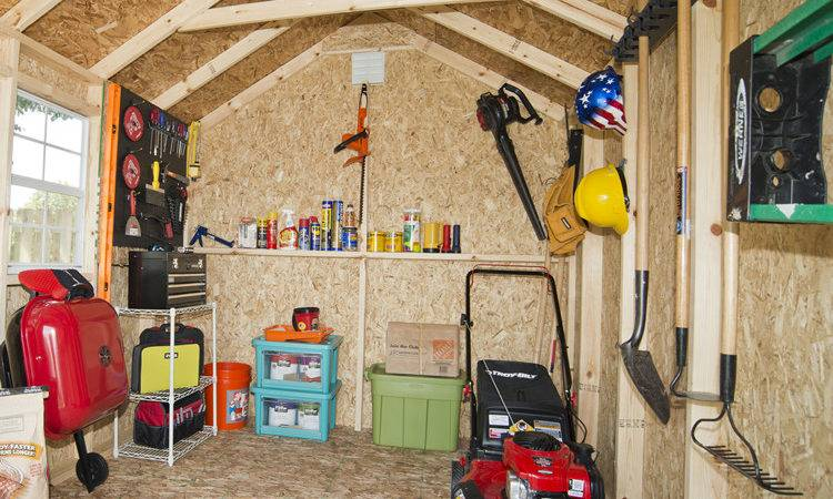 Organize Your Shed Pegboards Liquidators