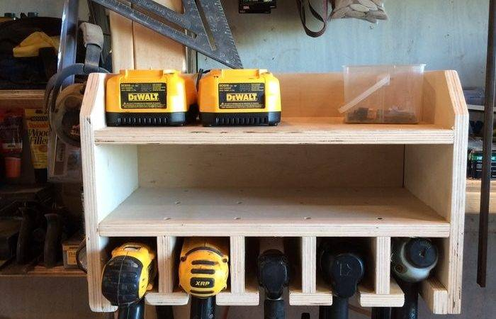 Organizer Helps Workbench Duckster
