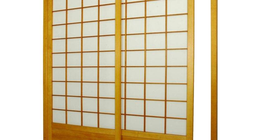 Oriental Furniture Zen Shoji Sliding Door Kit Room
