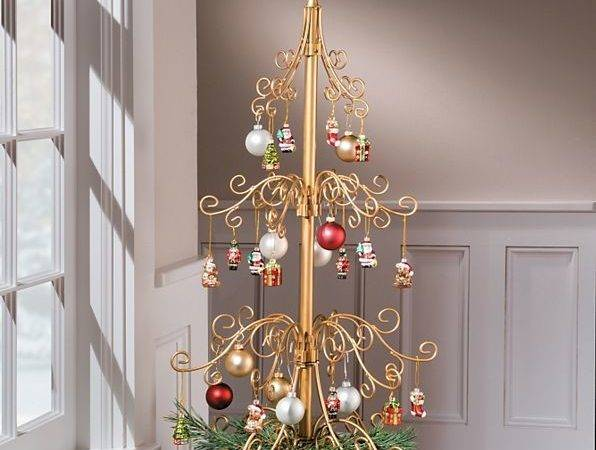 Ornament Trees Christmas Stand Hooks