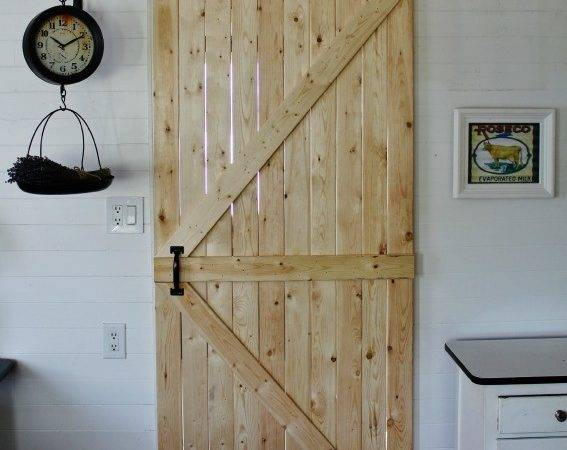 Our Diy Barn Door Knick Time