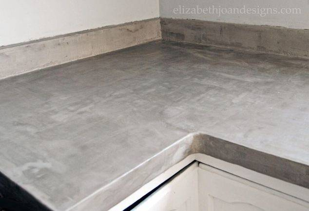 Our Experience Diy Ardex Counter Tops Hometalk