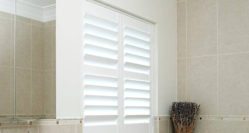 Our Interior Wooden Vinyl Shutters Diy