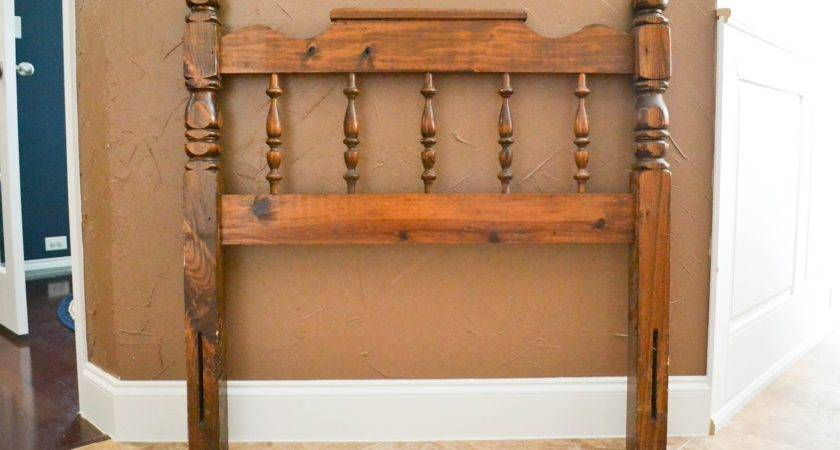 Our Love Blessing Headboard Bench