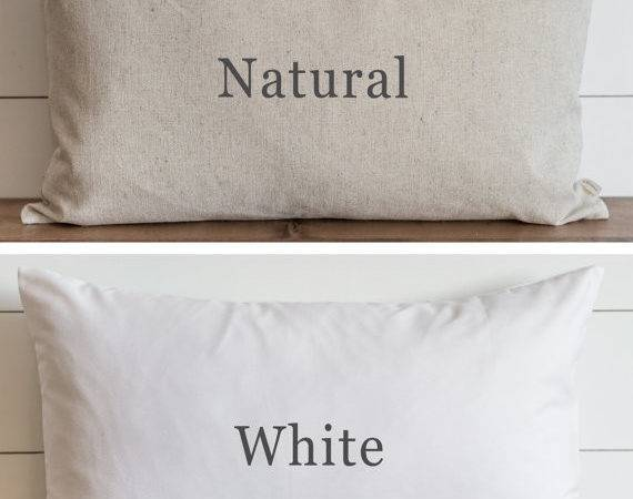 Our Nest Pillow Cover Everyday Housewarming