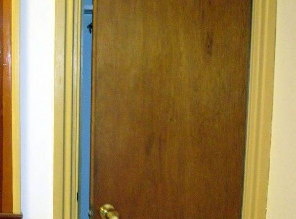 Our Old Abode Hollow Core Door Makeover