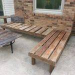 Outdoor Corner Bench Homesfeed