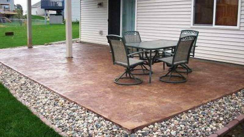 Outdoor Simple Patio Design Ideas Regular