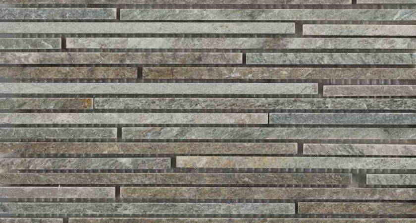 Oyster Stick Mosaic Cleft Wall Tiles Marshalls
