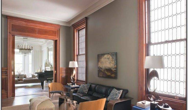 Paint Colors Stained Wood Trim Painting Post