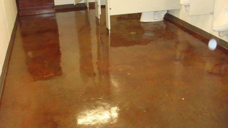 Paint Concrete Floor Diy Network