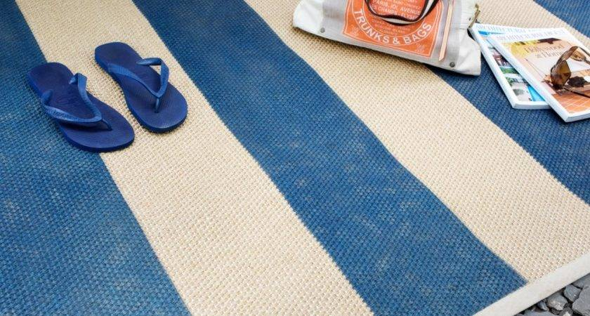 Paint Cottage Style Sisal Rug Tos Diy