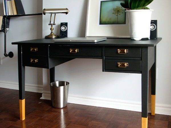 Paint Dipped Furniture Designs New Trend