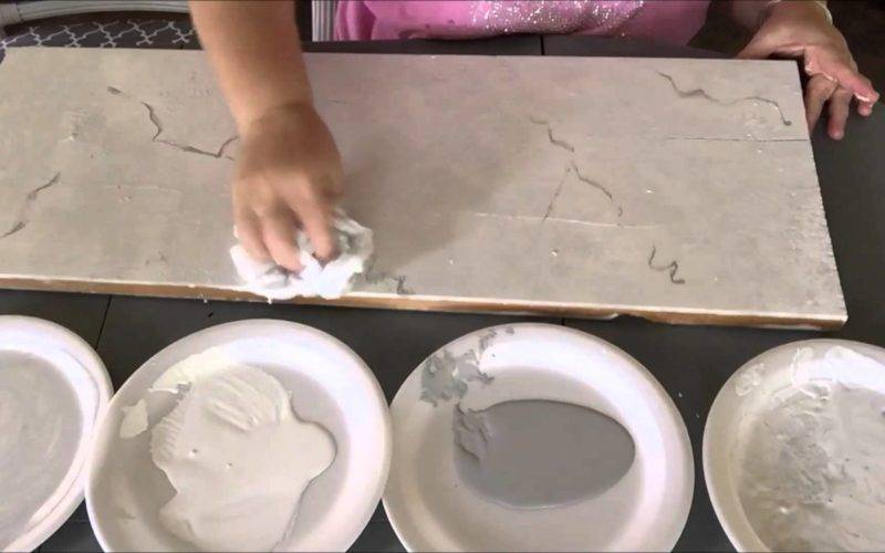 Paint Faux Carrera Marble Super Easy Youtube