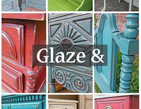 Paint Glaze Distressing Transform Your Furniture