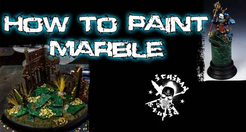 Paint Green Marble Youtube