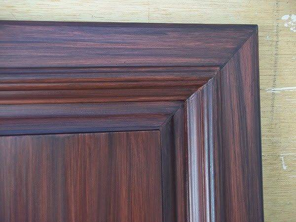 Paint Kitchen Cabinets Look Like Wood Everything