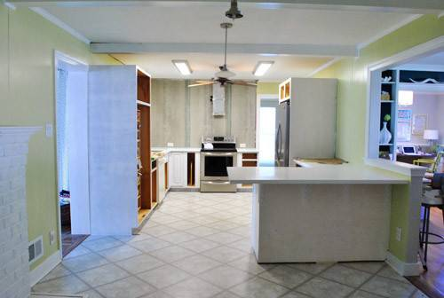 Paint Kitchen Cabinets Step Video