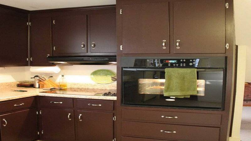 Paint Kitchen Cabinets Without Sanding Natural