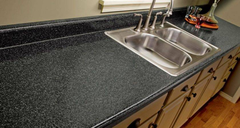 Paint Laminate Kitchen Countertops Diy