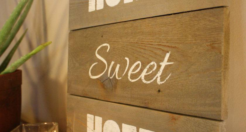 Paint Letters Wood Without Stencil Salvage