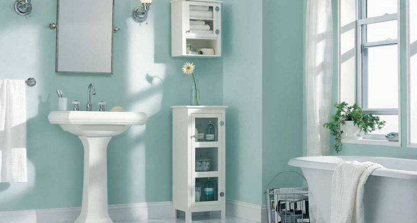 Paint Small Bathrooms Top Drizzle