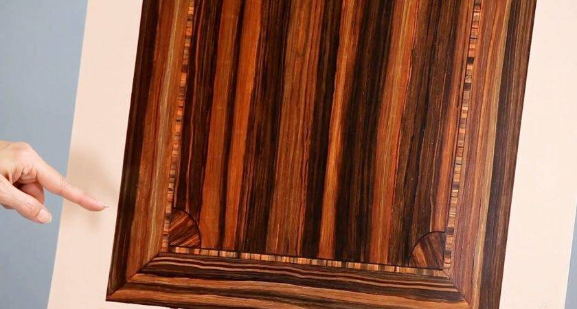 Paint Wall Look Like Wood Techniques