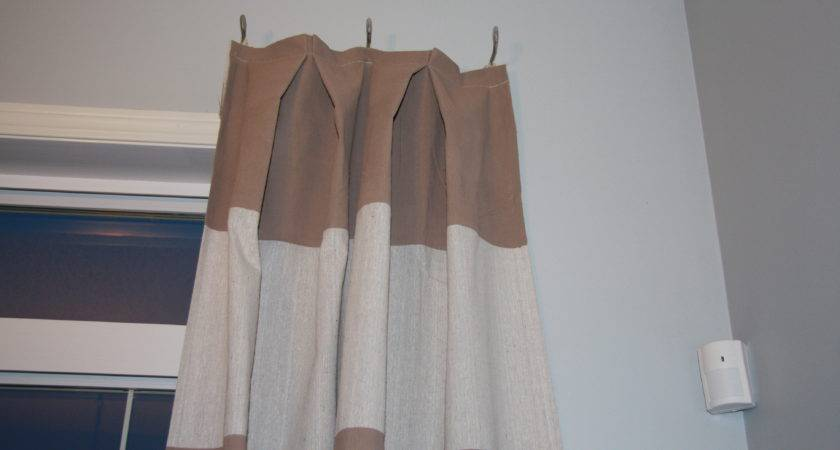 Painted Drop Cloth Curtains Yes Lilybuttondesign