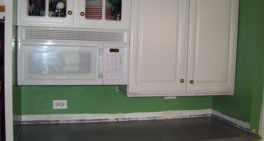 Painted Formica Countertop Construction Haven Home