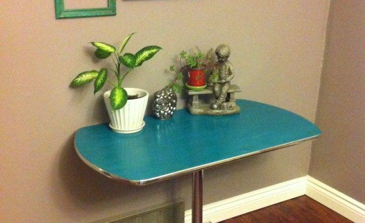 Painted Formica Table Redo Chalk Paint Then