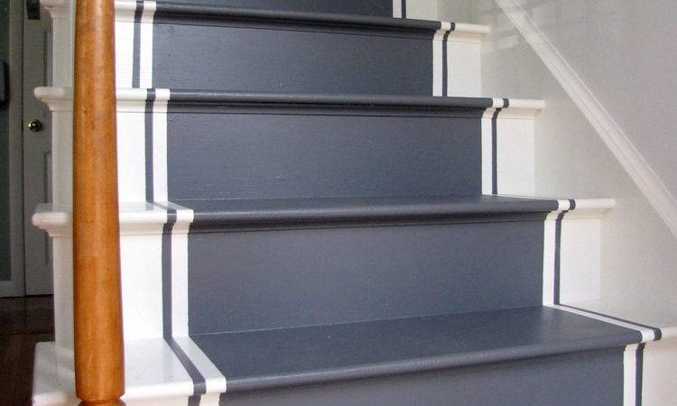 Painted Therapy Painting Your Stairs