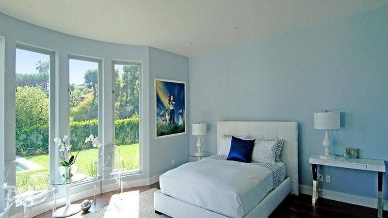 Painting Best Light Blue Paint Color Bedroom Walls