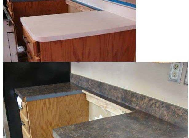 Painting Formica Finish Work Contractor Talk