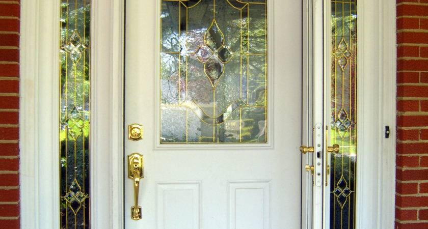 Painting Front Door Home Baked