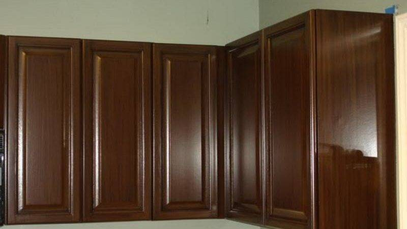 Painting Kitchen Cabinets Chocolate Quicua
