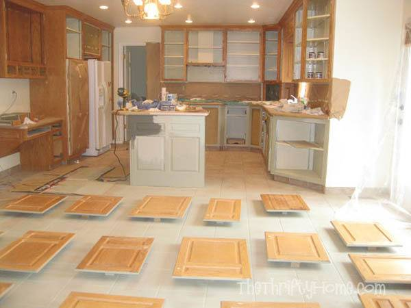 Painting Kitchen Cabinets Ideas Hac