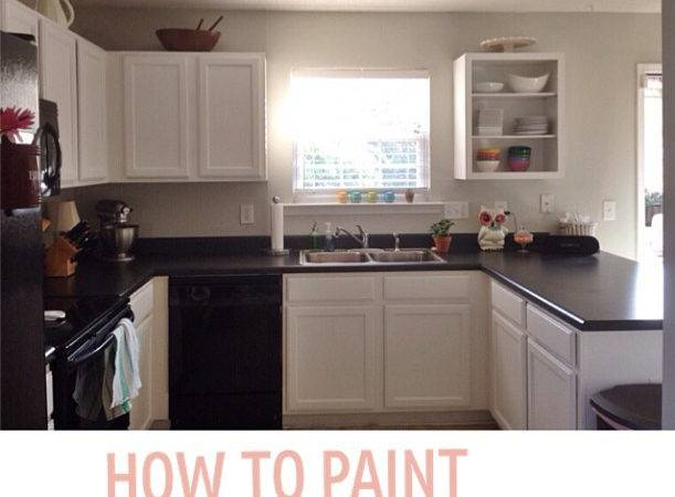 Painting Kitchen Cabinets Kind Paint