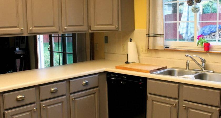 Painting Kitchen Cabinets Without Sanding Priming