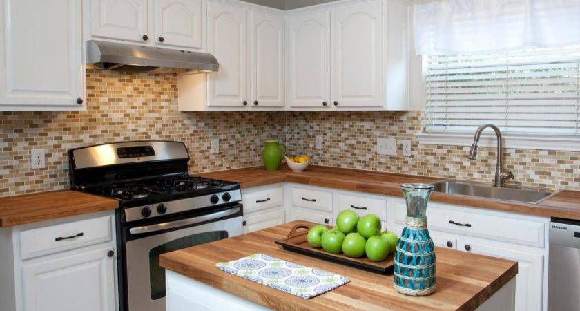 Painting Kitchen Countertops Options Ideas Hgtv
