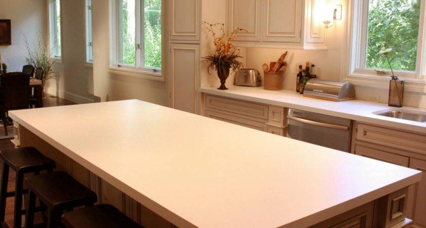 Painting Laminate Countertops White Home Interior Designing