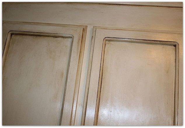 Painting Over Oak Cabinets Without Sanding Priming