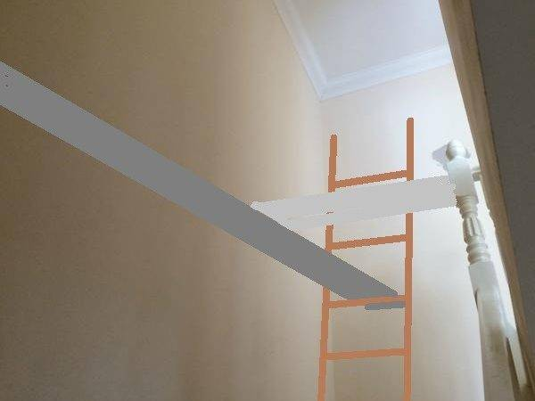 Painting Safely Paint Walls Ceiling