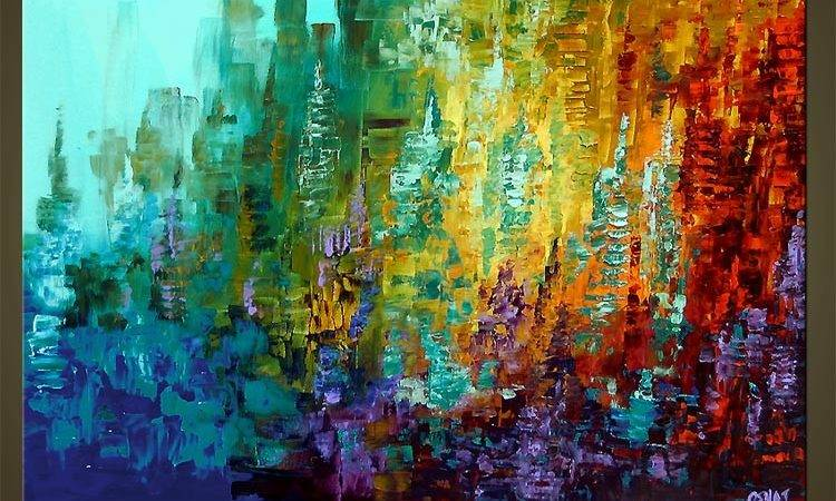 Painting Sale Colorful Abstract