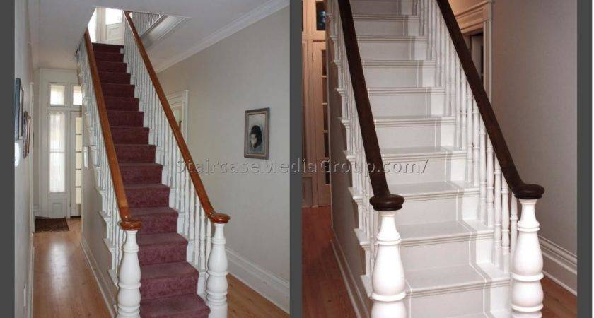 Painting Staircase Spindles Ideas Best